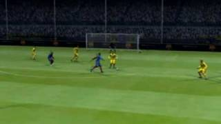 pes 2009 gameplay pc