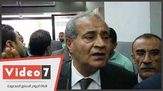 بالفيديو.. وزير التموين: إضافة المواليد من عمر عامين على البطاقات اعتبارا من يوليو