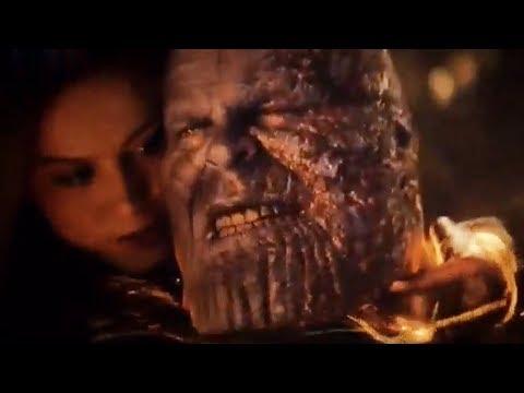 Вот почему Капитан Марвел не убила Таноса в Мстители 4: Финал