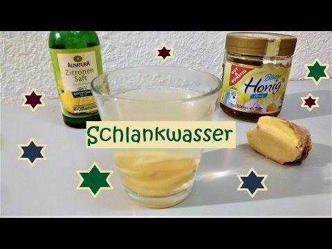 Zitronengurke und Ingwer zur Gewichtsreduktion
