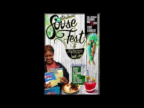 Bahamas Souse Fest 2018 Live CD