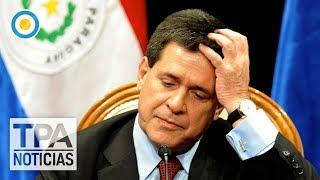 Renunció el presidente de Paraguay | #TPANoticias