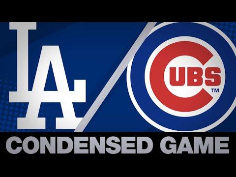Condensed Game: LAD@CHC - 4/24/19