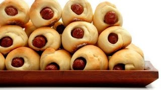 Pigs in a Blanket | EASY TO LEARN | QUICK RECIPES
