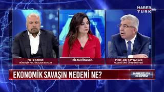 Habertürk Gündem - 13 Ağustos 2018 - Türkiye'ye karşı ekonomik savaş