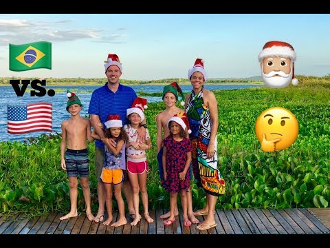 Differences Between Christmas in Brazil and the USA