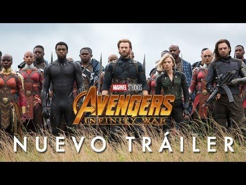 Estreno de la semana: 'Vengadores: Infinity War'