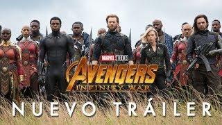 Vengadores: Infinity War de Marvel | Nuevo  Tráiler Oficial en español | HD
