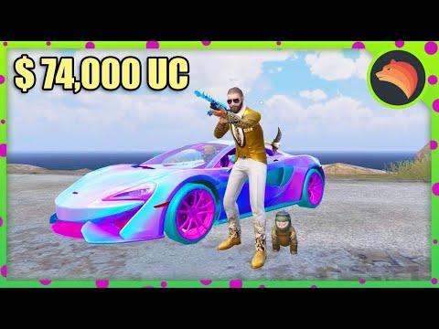 $74,000 UC On