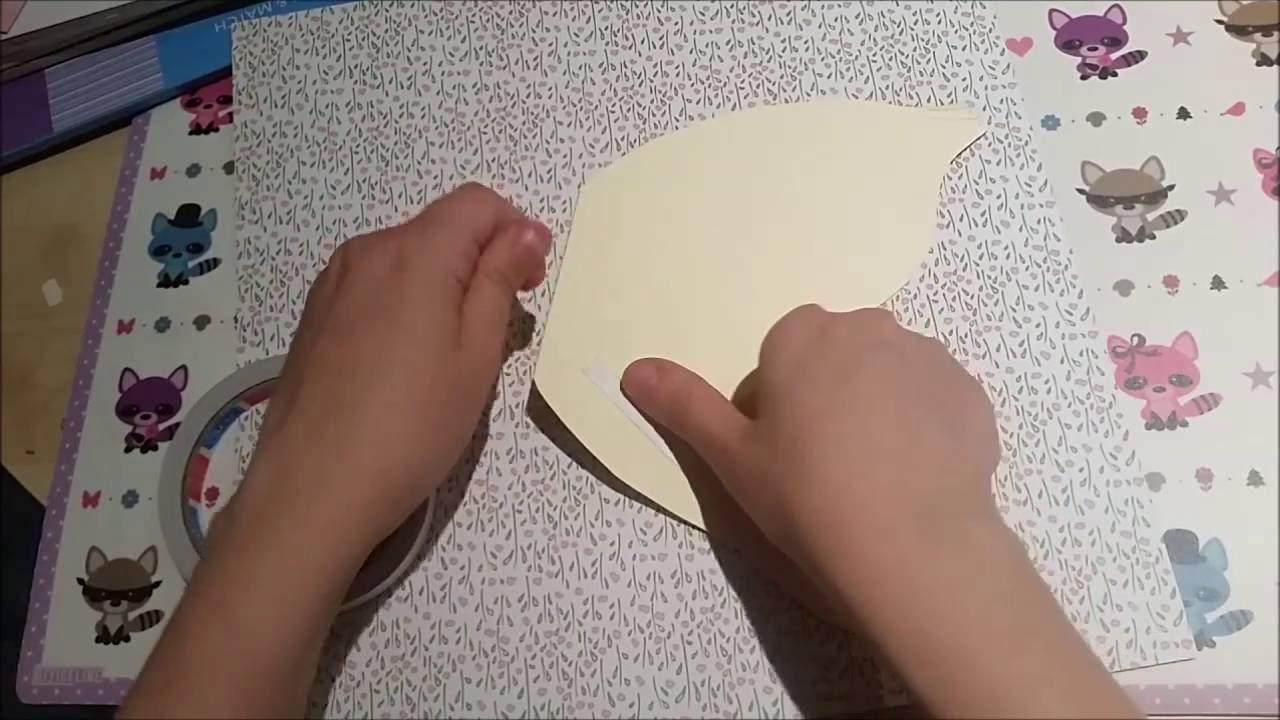 anleitung scrapbook schmetterling 1 tutorial scrapbook