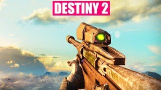 Destiny 2 All Weapons Sounds & Reload Animations