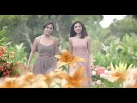 Sarah Geronimo and Judy Ann Santos - MYRA Holistic Skin Care (Full ...