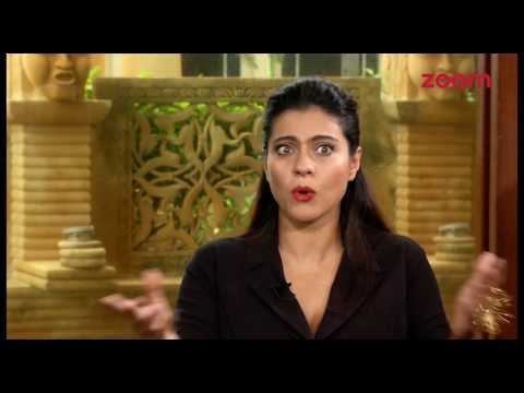 Kajol reacts to the nepotism debate