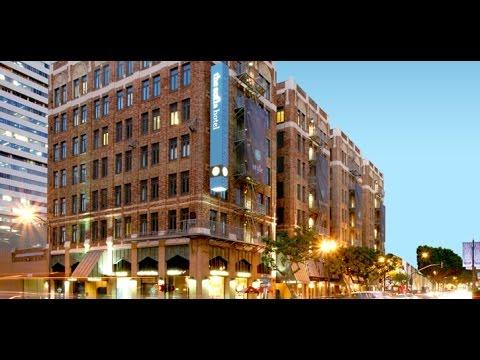 the sofia hotel 4 stars san diego california youtube. Black Bedroom Furniture Sets. Home Design Ideas