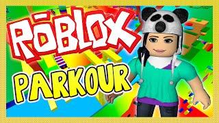 Roblox - PARKOUR PARA OS NOOBS (Super Noob Obby!)