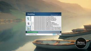 DiskMax Is Brilliant Hard Disk & Registry Cleaner by Britec