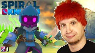 TROVE PREQUEL!? ✪ Scythe Plays Spiral Knights #01