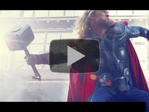 Hulk trying to lift Thor's hammer from YouTube · Duration:  19 seconds  · 5.099.000+ views · uploaded on 19-8-2012 · uploaded by eddide9