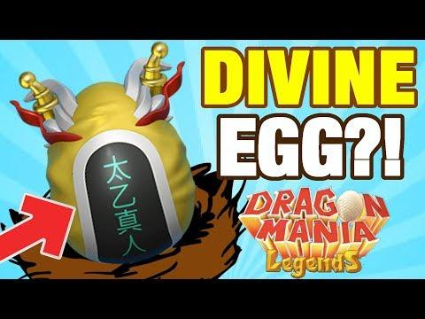 DIVINE DRAGON Hatching! Pixie Dot Awakening + Castle Dragon Promotion! - DML #847 |