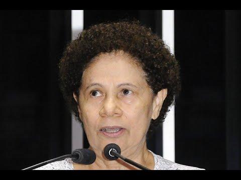 Regina Sousa defende inocência de Lula