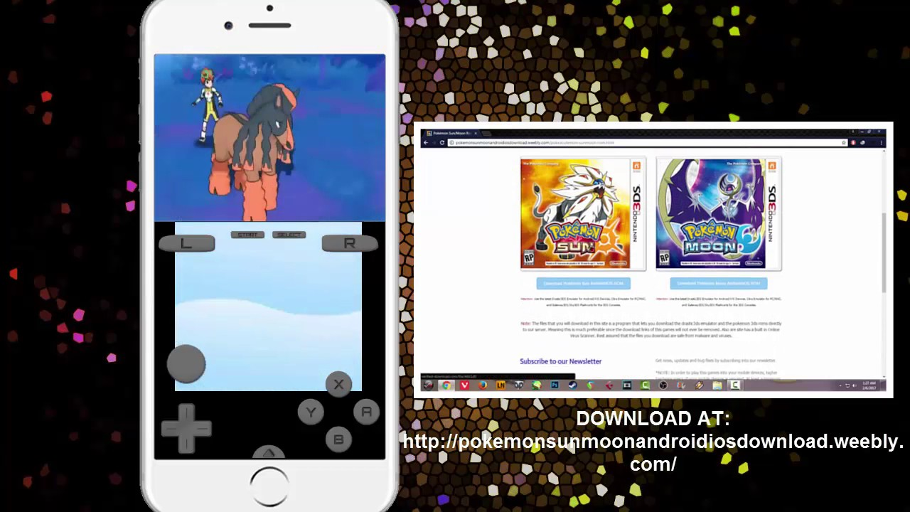 🌷 Drastic 3ds emulator apk ios | 3DS Emulator Download