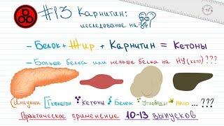 #13 Говядина - лучший продукт для кетогенной диеты? Карнитин и кетогенез