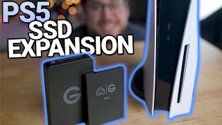 How to Install PS5 SSD Storage Expansion Upgrade & Explaining Best External Game Storage Drives