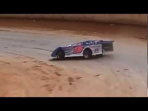 Killer Chassis practice laps 8 3 14