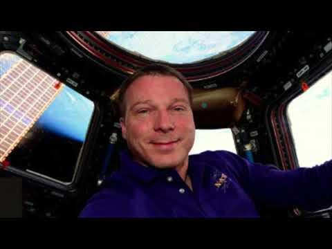 Retired NASA Astronaut, Terry Virts Talks To Graham Mack