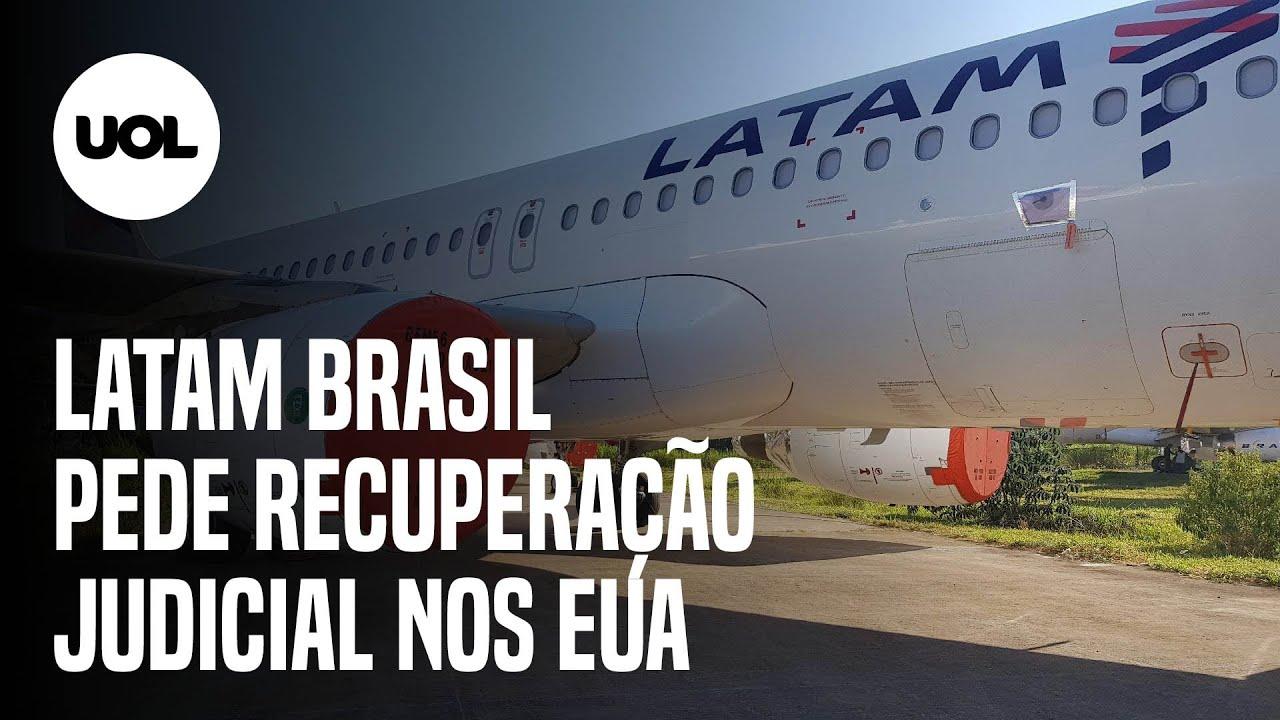 LATAM BRASIL PEDE RECUPERAÇÃO JUDICIAL NOS EUA - online