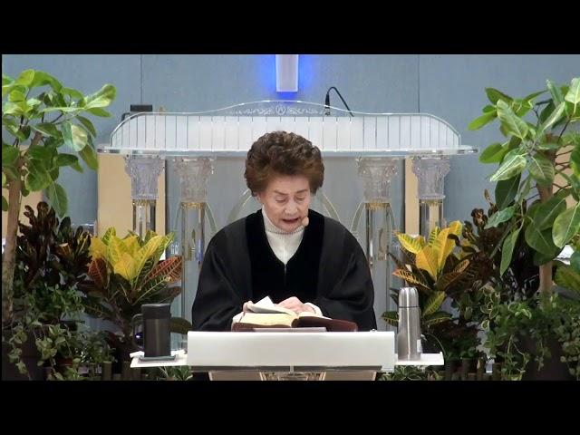 주께서 우리와 함께 행하시겠나이까 - 아멘충성교회 이인강 목사
