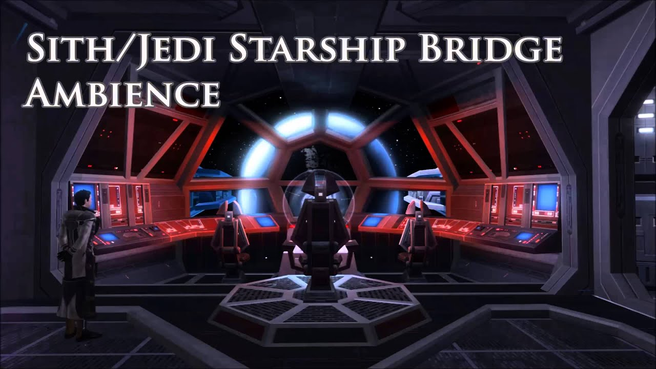 Jedi Sith Starship 1 Hr Star Wars Background Ambience