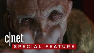'The Last Jedi:' Supreme Leader Snoke is 'deeply wounded'
