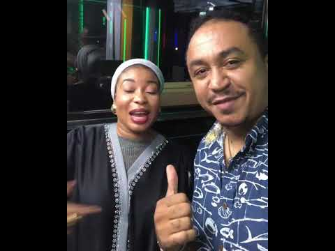 Daddy freeze and Liz anjorin  ( we are all children of Abraham, Muslim, Christians, Jewish religion)