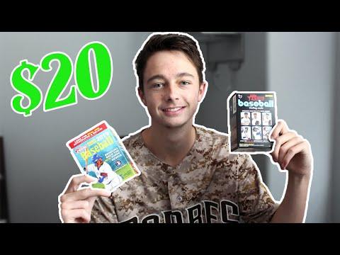 I Tried Making Money Opening Baseball Cards