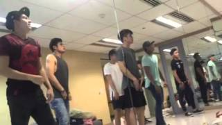 Hashtags choreographed by Zeus Collins