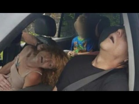 Police: We Posted Images Of Adults Overdosing With 4-Year-Old To Show Epidemic