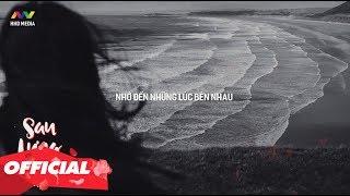 SAU LƯNG EM - VBM (OFFICIAL LYRIC VIDEO)