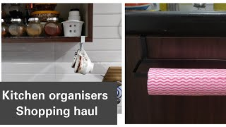 Kitchen Organizers shopping Haul in Tamil | Amazon shopping Haul