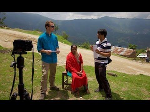 Journey to Nepal: A Study of Microfinance