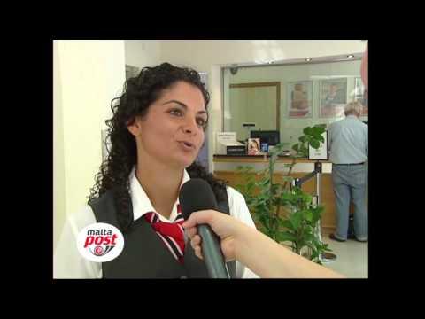 MaltaPost - Administration Staff