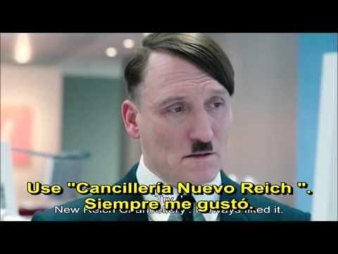 Hitler sobre el internet, google y wikipedia.