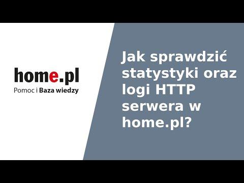 Jak Sprawdzić Statystyki I Logi HTTP Serwera W Panelu Klienta?