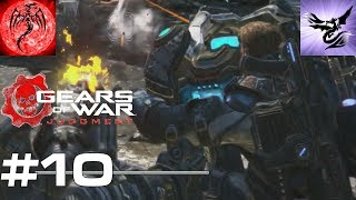 SILVERBACK ACTION - Gears of War: Judgment - Episode 10 (Co-Starring Zeraphya)
