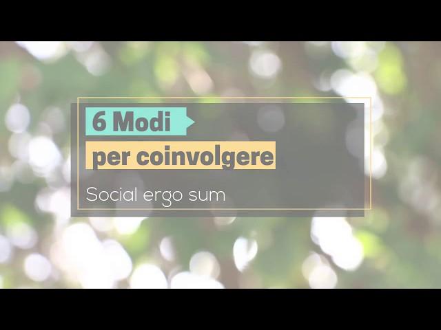 Fiaip 4.0 - Social ergo sum