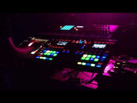 Lenny Ibizarre live @ Namaste Ibiza - Las Dalias