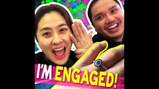 I'm Engaged! | KAMI | Model And Actress Jinri Park Finally Was Beaming With Happiness