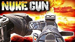 Unlocking BEST NUKE GUN in Call of Duty: Infinite Warfare!