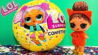 Куклы Пупсики ЛОЛ Сюрприз Летние каникулы Сюрпризы Игрушки Мультики для детей LOL Surprise