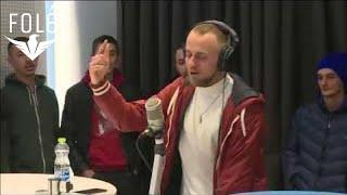 EMI - FREESTYLE SHOW @Radio Prishtina 89.8FM